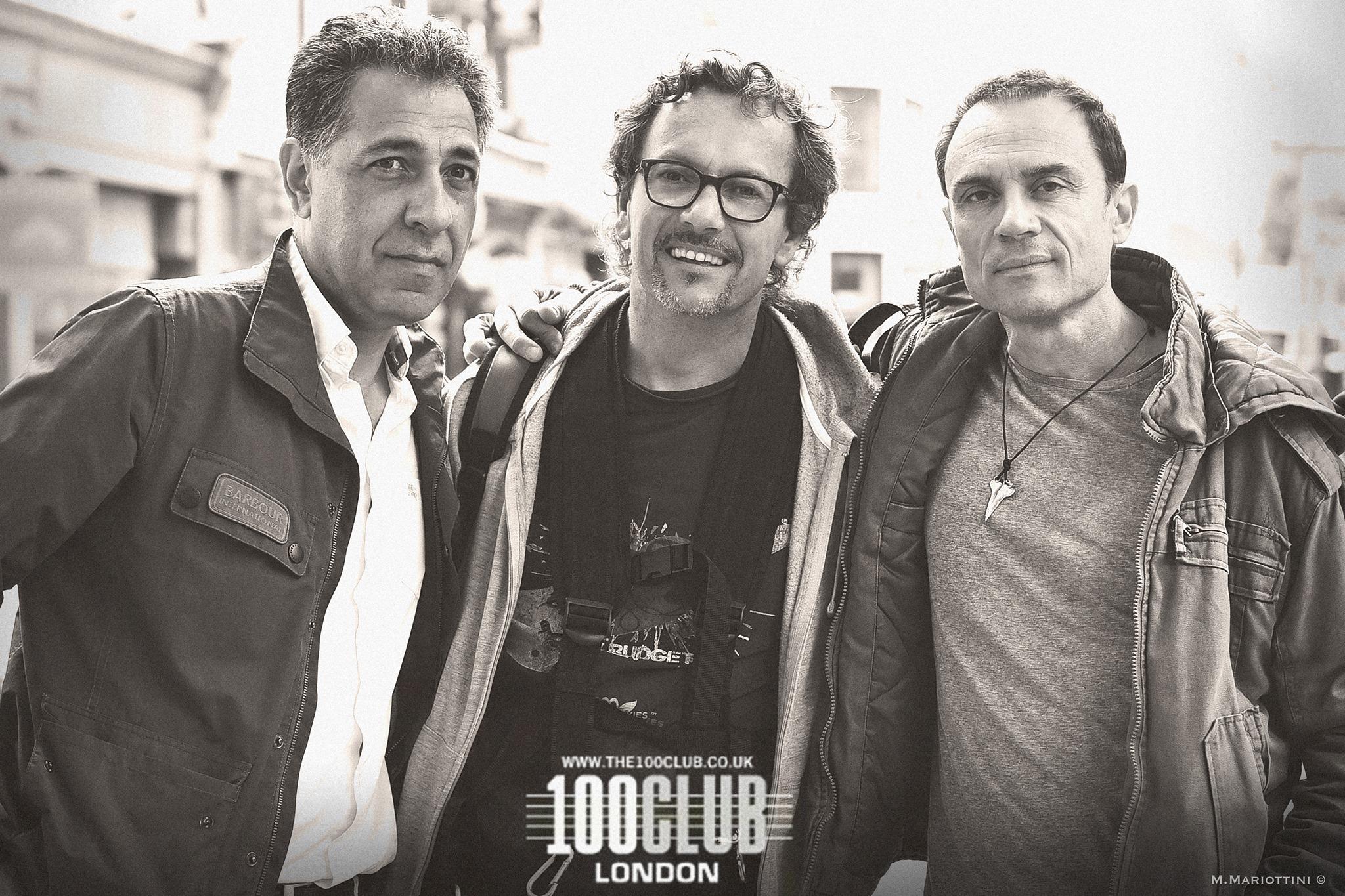 Claude , JPH , Marc. London.jpg