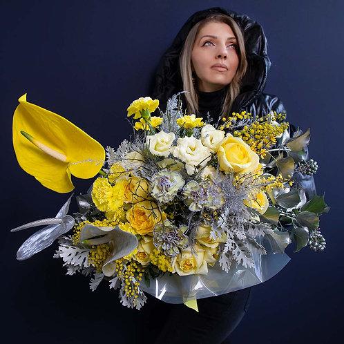 Buchet flori unicat