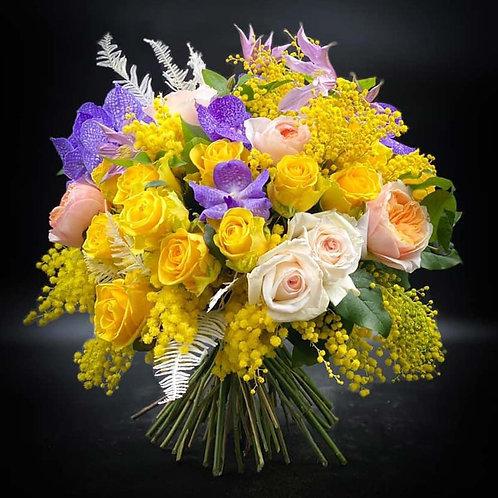 Buchete flori- Yellow mood