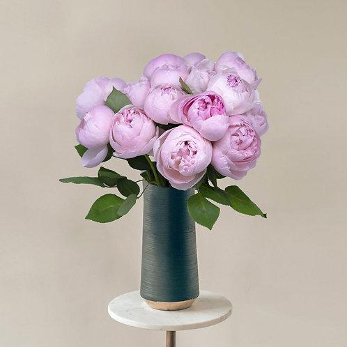Buchete flori - Peony Pink Rose 11 fire