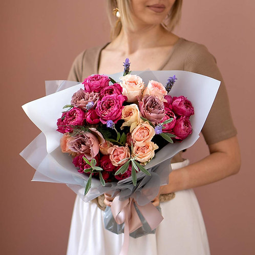 Buchet flori - Sweet Alina Perfumella