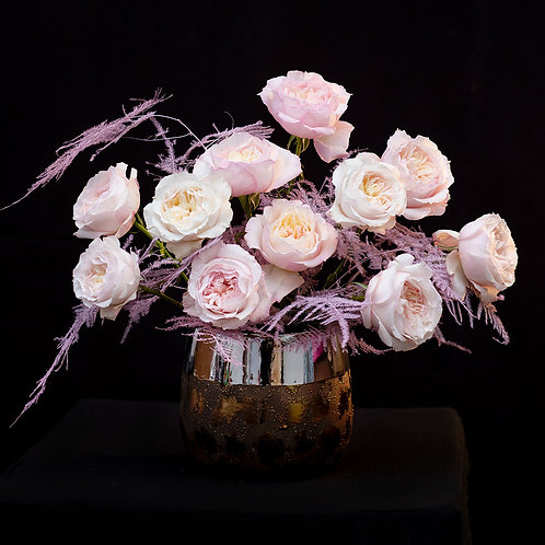 Aranjament trandafiri - David Austin Keira
