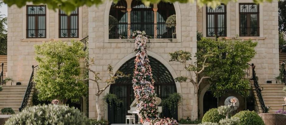 Invitație de Presa la cel mai mare eveniment de design floral din acest an din București: Luxury Wed