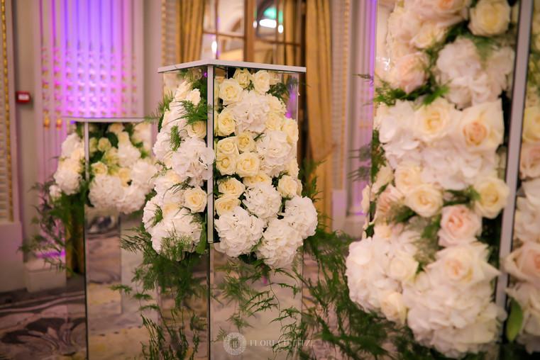 Royal wedding Flori cu Fitze