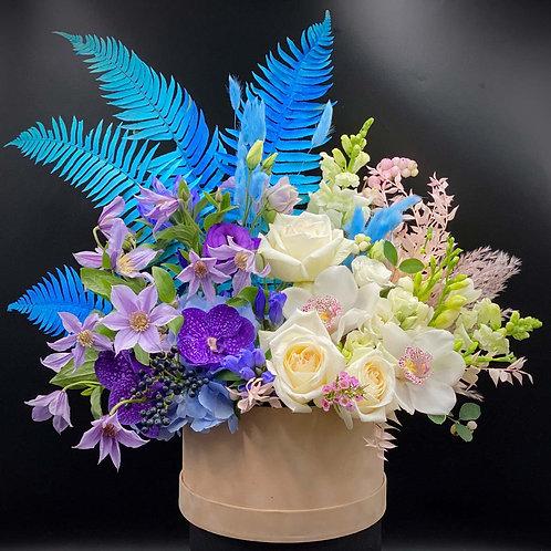 Buchete flori - Feeling Blue