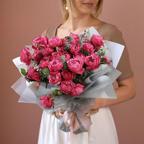 Buchete trandafiri - Julieta Cerise
