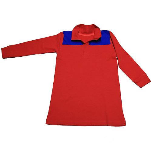 Polo Dress - Long Sleeves