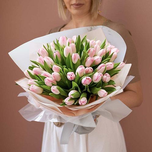 Buchete flori - Lalele roz