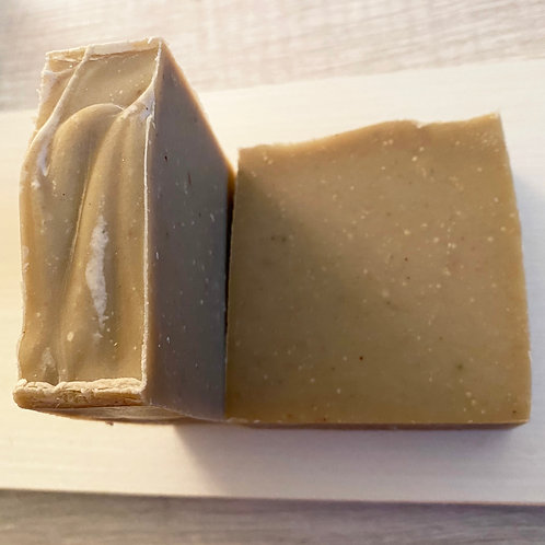 Aloe +Frosted Apple Body Bar