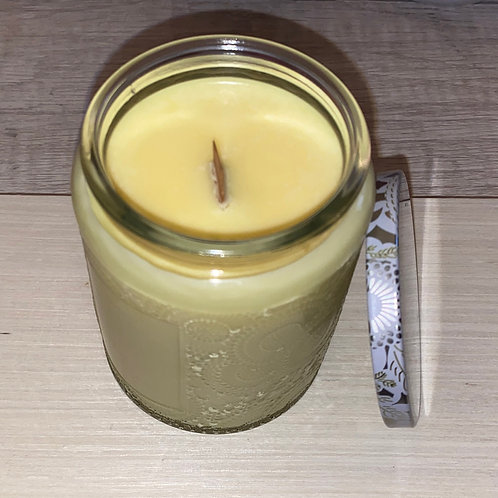 Soy +Citronella Soy Candle