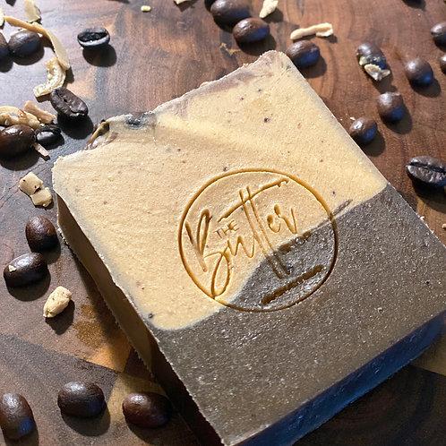 Chocolate +Espresso Body Bar