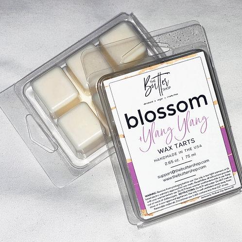 Blossom +Ylang Ylang Wax Tart