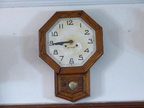 Reloj de Pared Antiguo Marca New Heaven