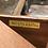 Thumbnail: Archivero Antiguo Con Un Cajón Madera de Caoba