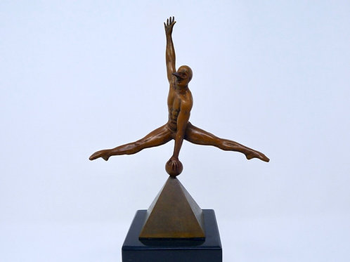 Boceto Split Escultura en Bronce de Jorge Marín 16/40