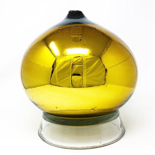 Esfera Antigua de Vidrio Soplado Siglo XX