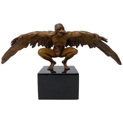 Lumpini Miniatura Escultura en Bronce de Jorge Marín