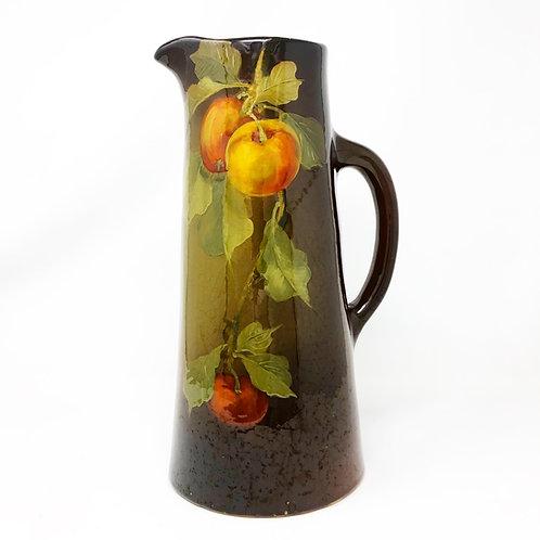 Jarra Hecha de Cerámica Maexa Weller Lowelsa Pottery Ca. 1900