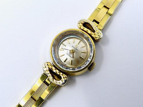 Reloj Omega De Ville Para Dama de Cuerda 1968
