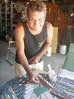 "Meet Terry Michael Weave, ""MosaicMon"""