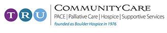 Logo of TRU Community Care a hospice in Lafayette, Colorado