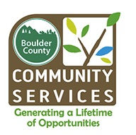 Logo of Boulder County Community Services