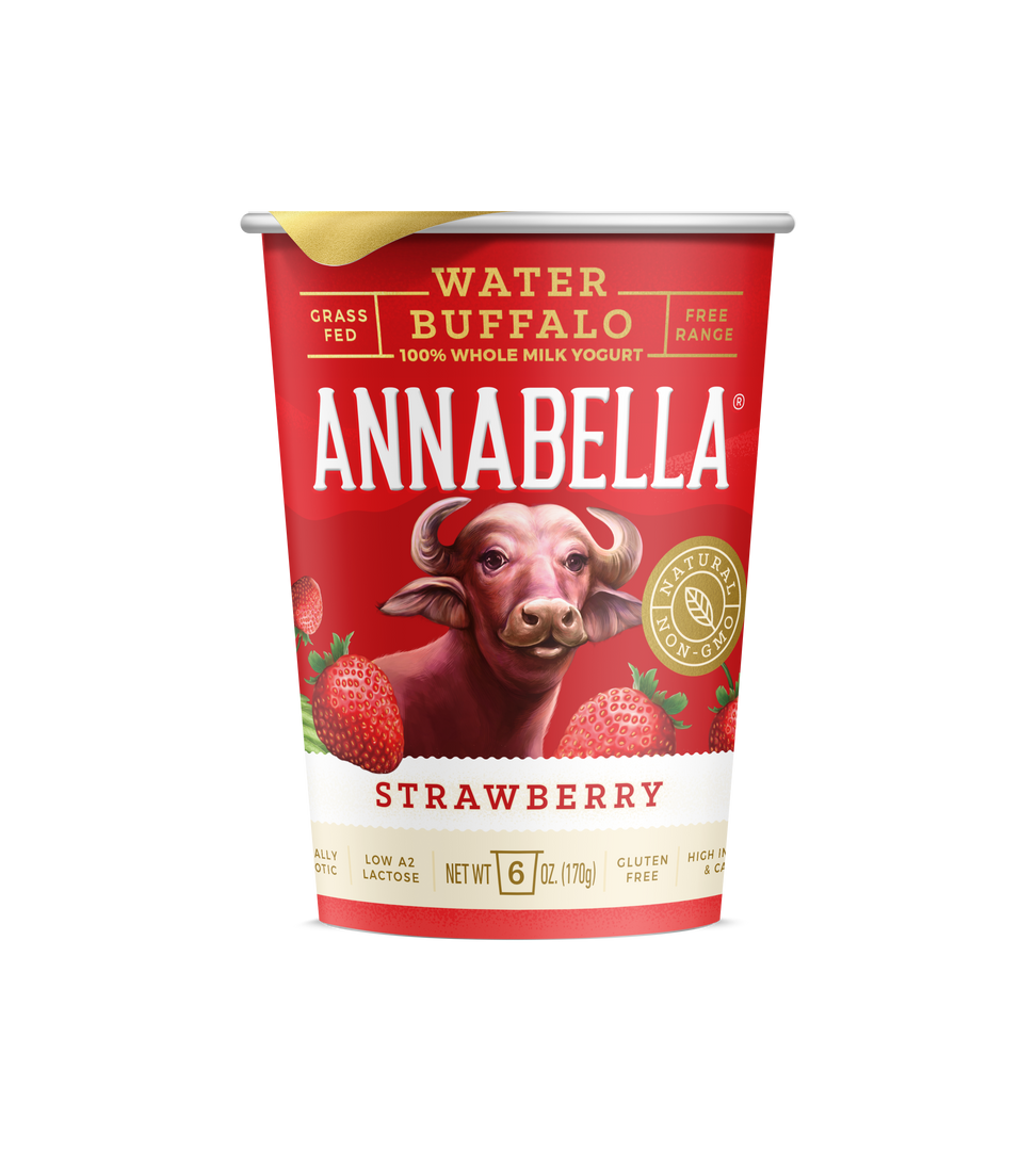 04638-4.0 Annabella Creamery Strawberry
