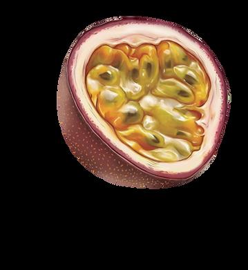 Annabella Creamery-Passion Fruit single_