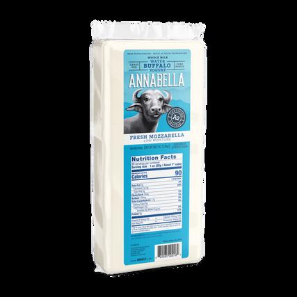 04549-MECH Annabella Creamery Mozzarella
