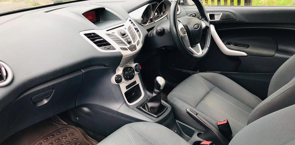 Ford Fiesta  2012 (62 reg)  1.4 Zetec 3dr