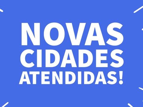Biscoitos Catuzo agora em Elói Mendes, Paraguaçu, Alfenas e Machado!