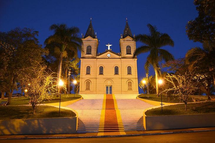 Igreja Matriz Bom Jesus - Bueno Brandão