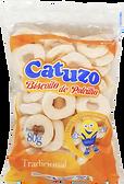 Biscoito de Polvilho Catuzo Tradicional Argola 80g