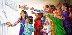 children-coming-to-jesus-john-lautermilc