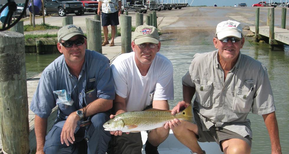 Great Family trip in Galveston Bay