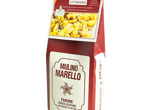 Farina senza glutine di mais per pastella - La Finissima