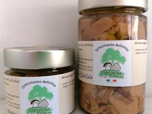 Orecchiette deliziose (Pleurotus 90%)
