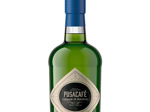 Liquore al basilico - Pusacafé