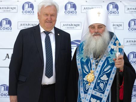 Уникальное производство за год: как в селе Алтайского края открыли новый завод