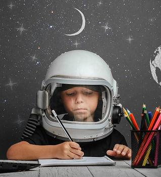 child-studies-remotely-school-wearing-as