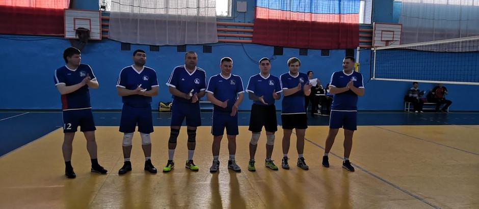 Состоялись соревнования по волейболу в рамках ХХ Спартакиады