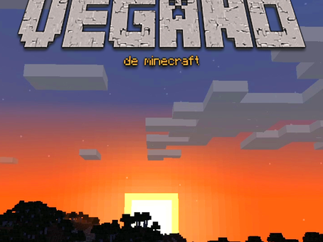 """Incorporamos """"Vegano de Minecraft"""", de Daniel Cervantes"""