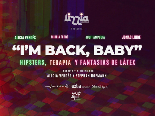 "Incorporamos ""I'm back, baby"", de Alicia Verdés y Stephan Hofmann"