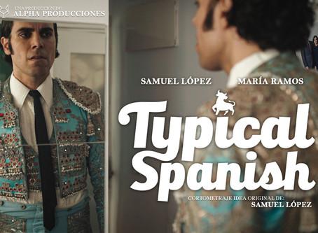 "Incorporamos ""Typical Spanish"", de Pedro Rudolphi"