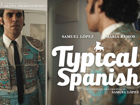 "Incorporamos ""Typical Spanish"", de Pedro Rudolphi"