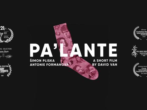 """Incorporamos """"Pa'lante"""", de David Van"""