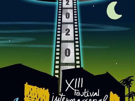 Junio 2020.  Islantilla Cinefórum 2020 - Cuarta ronda de selecciones.