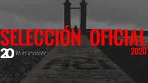 Triple selección oficial en la 20º edición del Festival Internacional de cine de Lanzarote