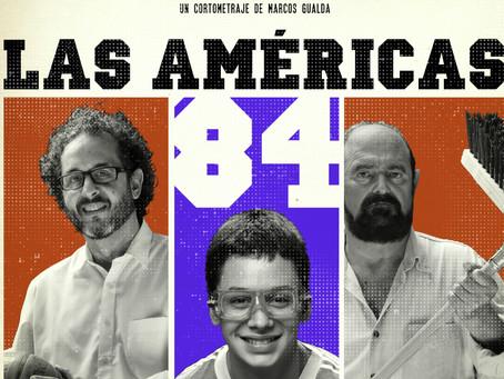"""Incorporamos """"Las Américas '84"""", de Marcos Gualda"""