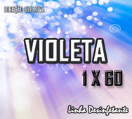 violeta 1x60